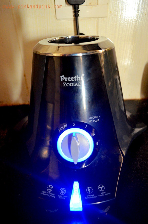 Preethi Zodiac Mixer Review 1