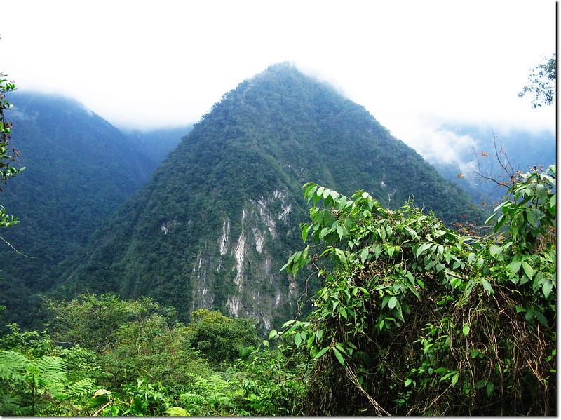 登山途中山景 2