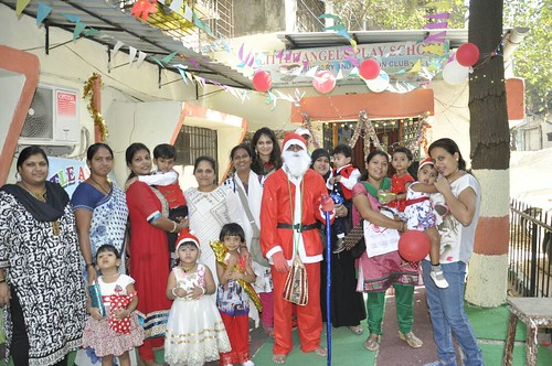 Little Angels Montessori Playschool Thane Mumbai 3