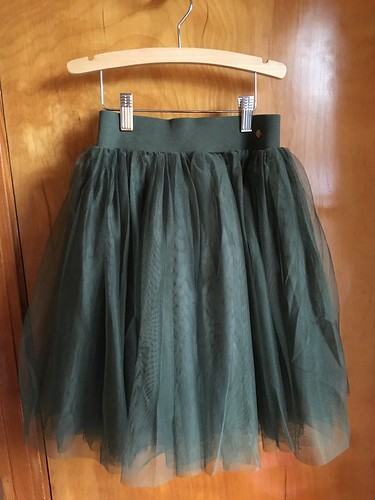 Matilda Jane Treehouse Skirt