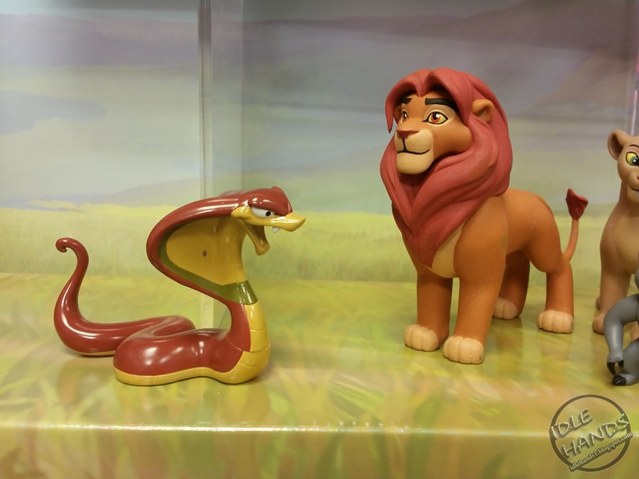 Just Play Toys : Toy fair just play disney the lion guard more