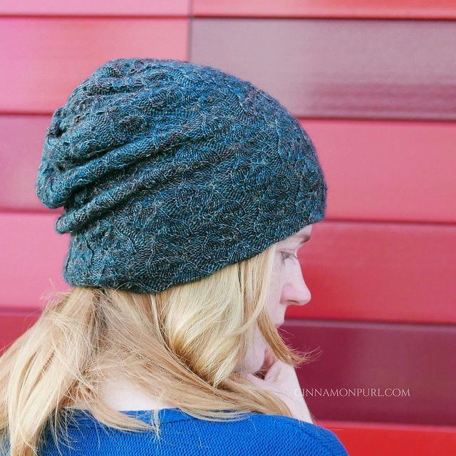 lace cyclone hat