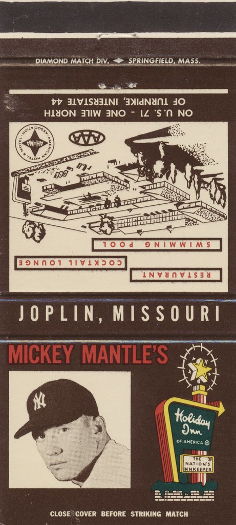 Mickey Mantle's Holiday Inn - Joplin, Missouri