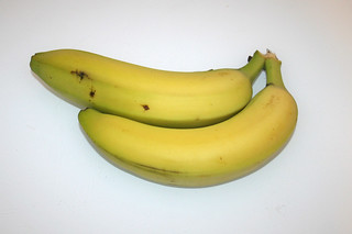 07 - Zutat Bananen / Ingredient bananas