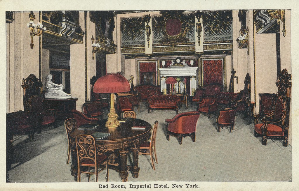 Imperial Hotel - New York, New York