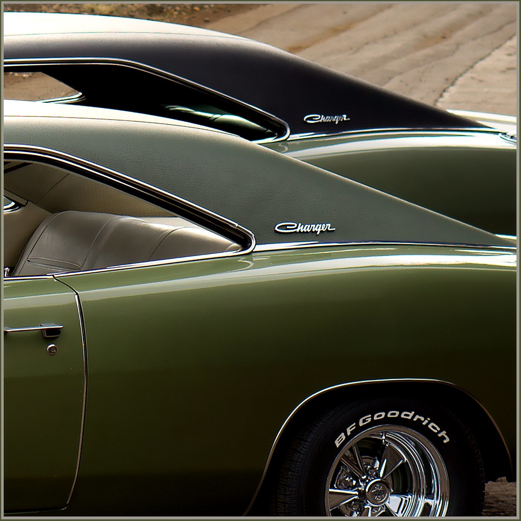 1968 Dodge Charger R T Seeing Double Michael Kohl Came