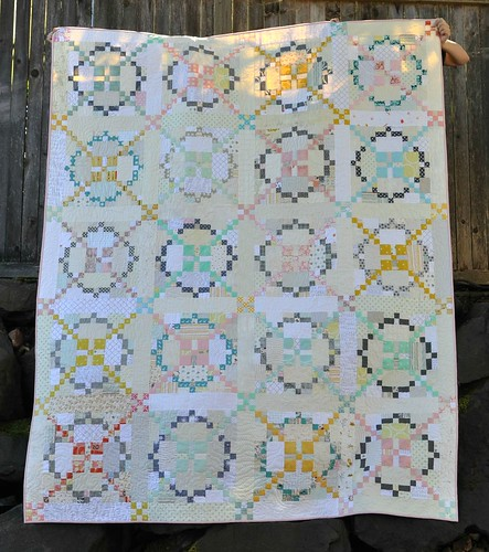 #apqquiltalong finished quilt | by vickivictoria