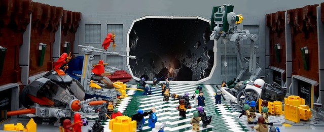 Hollow Men, by goatman461, on Eurobricks
