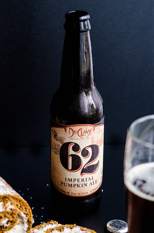DuClaw Imperial Pumpkin Ale | cookingalamel.com