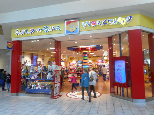 Build A Bear Alderwood Mall