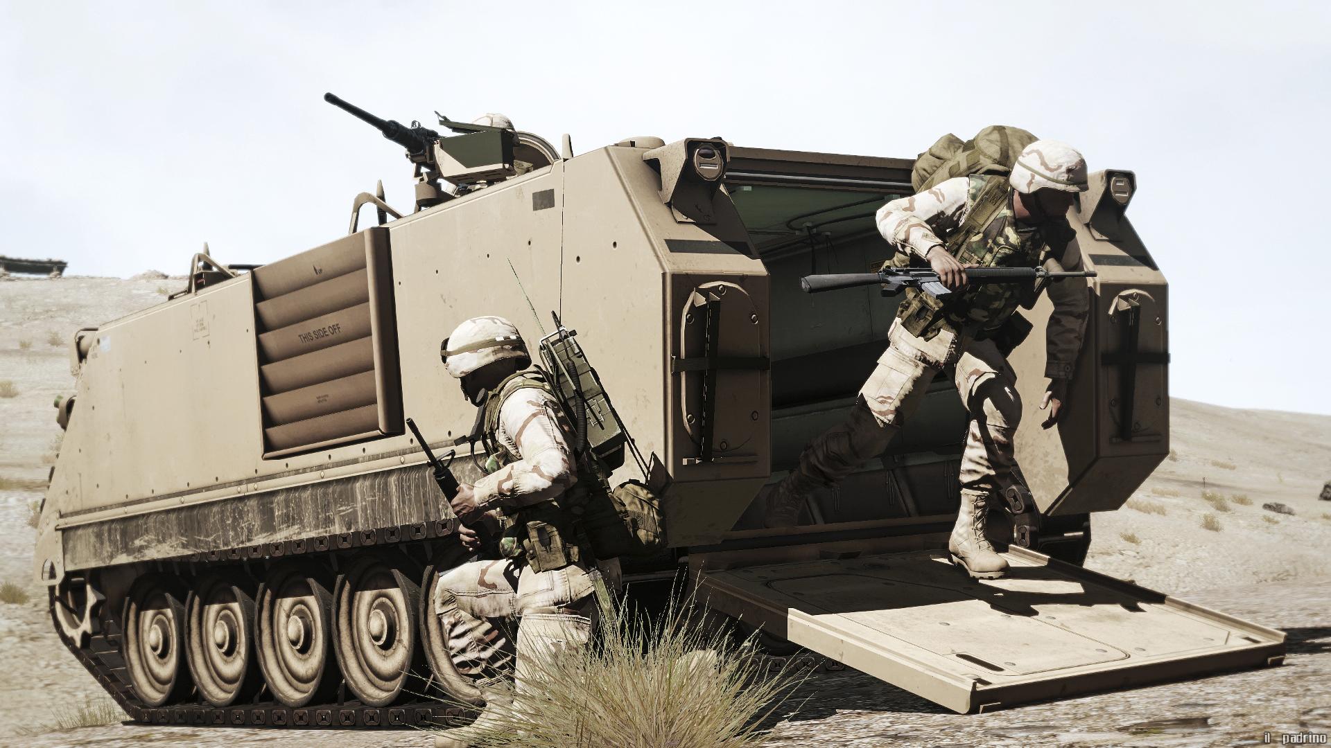 Us Military Mod 80s 90s – Fondos de Pantalla