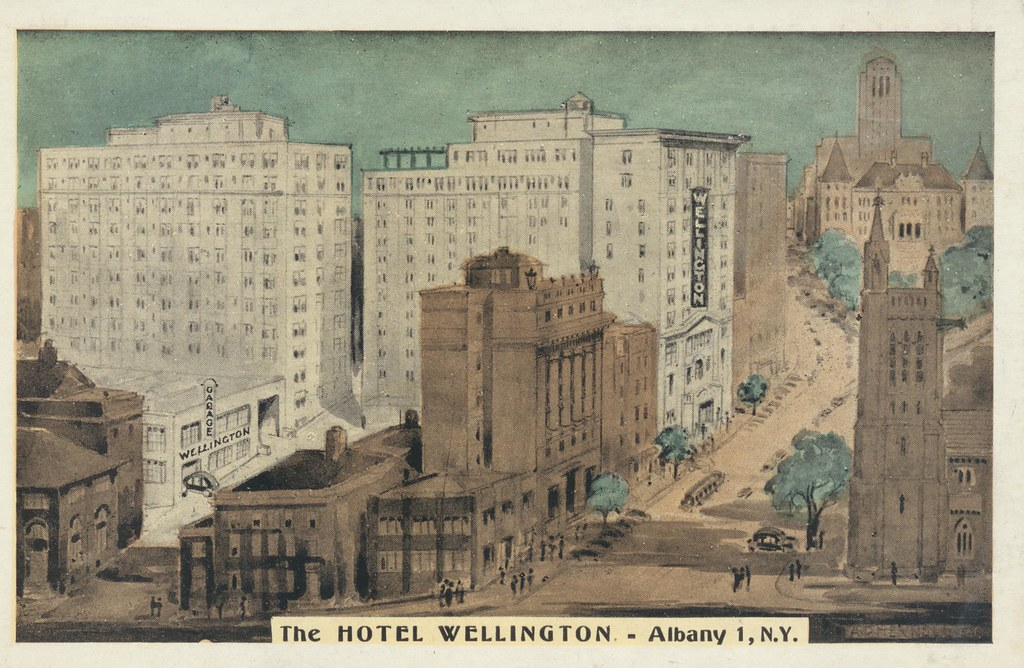 Hotel Wellington - Albany, New York