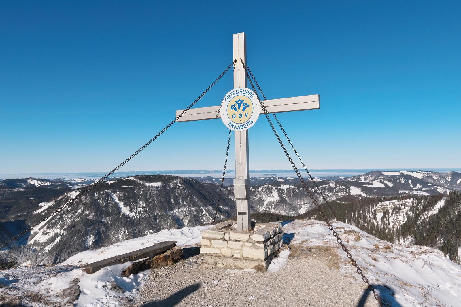 Tirolerkogel Gipfelkreuz