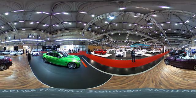 Vienna Autoshow 2017 in VR
