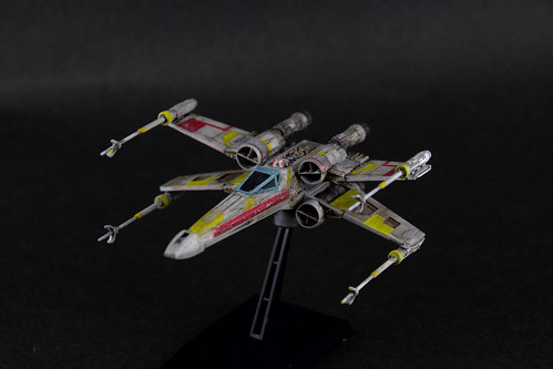 Hobby:BANDAI SW X-WING(vehicle model)