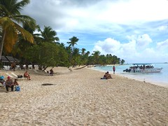 126 - Am Strand von Saona 03