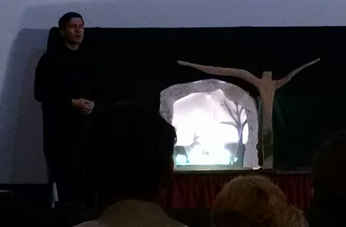 Puppet Show at the Greenbelt Theatre