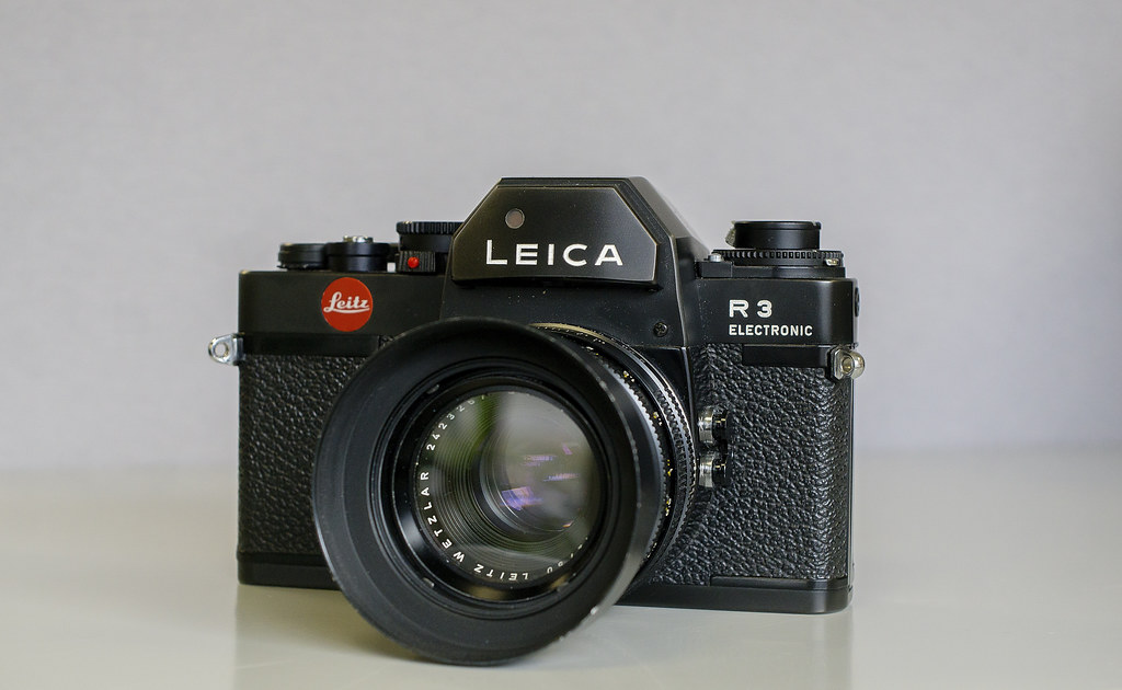 CCR Review 56 - Leica R3