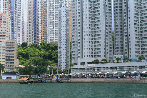 Aberdeen Typhoon Shelter