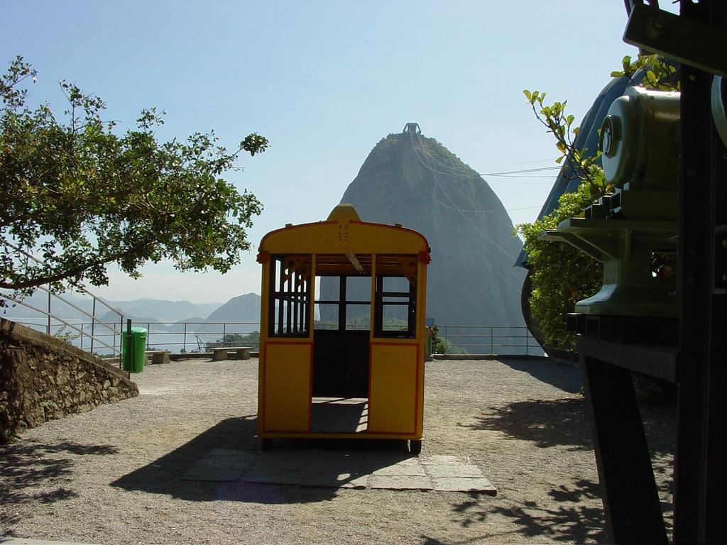 Vagamundos 2003. Fin de año en Copacabana, Rio de Janeiro, Brasil