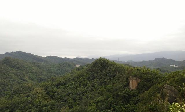 5.老鷲尖稜線沿途好展望