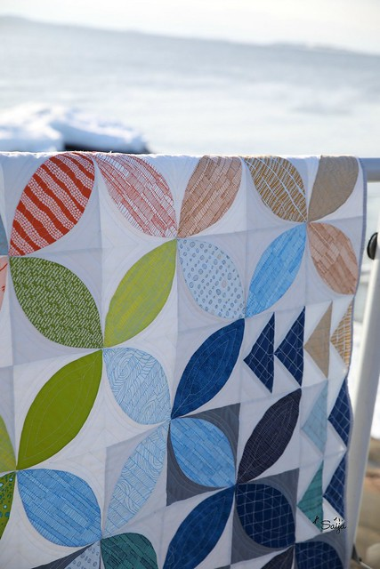 Bird seed quilt
