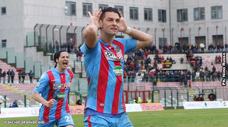 Demiro Pozzebon, in cerca del terzo sigillo in rossazzurro...