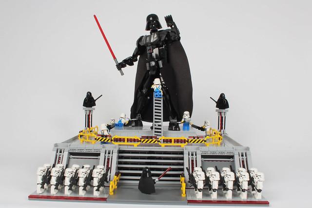 All Hail Darth Vader, by John Ho, on Flickr