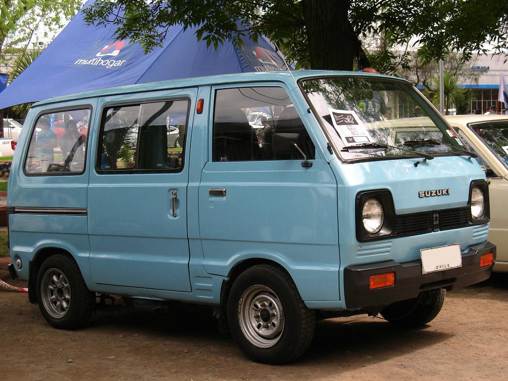 Suzuki Van Van Revzilla