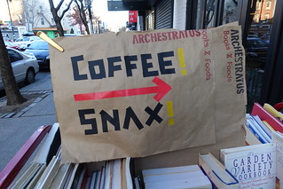Archestratus | Huron St | Greenpoint | Brooklyn | NYC | by Project Latte - Cafe Culture