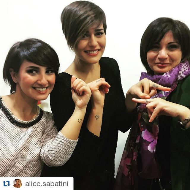 Events: Alice Sabatini, la simpatica Miss che si fa i selfie.