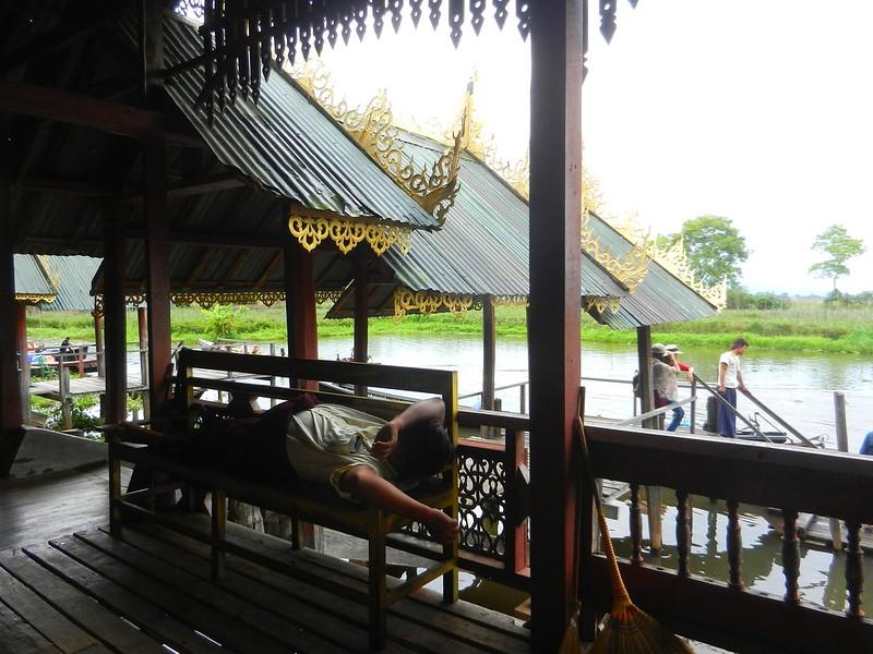 Мьянма, путешествие