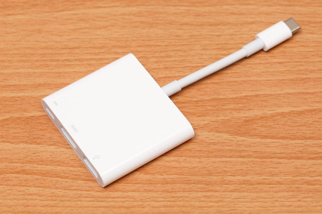 Apple Av Digital Adapter Iphone