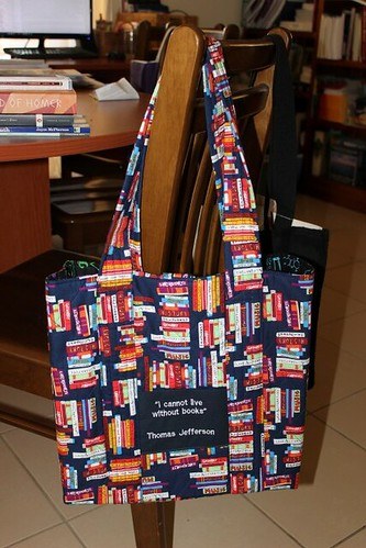 My Book Bag | Little Men In My Library