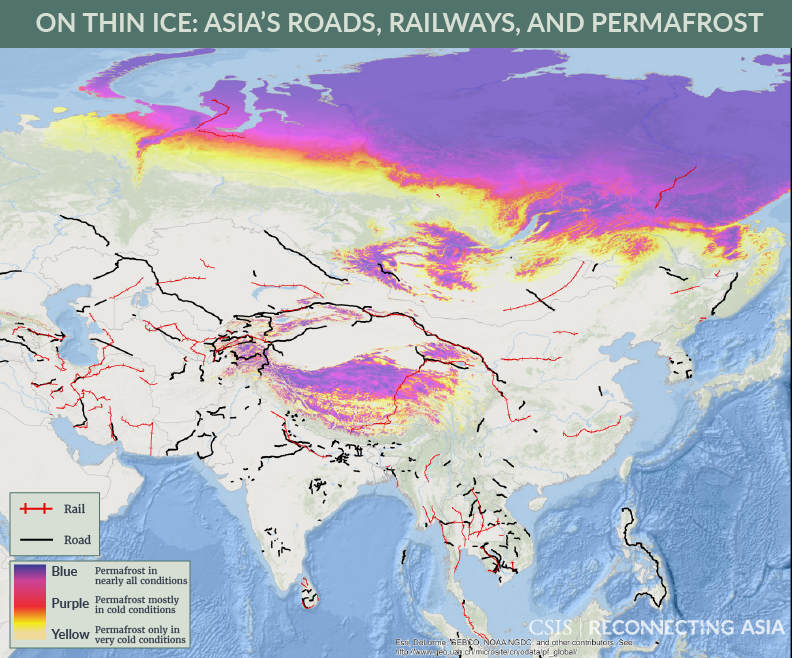 On Thin Ice Reconnecting Asia