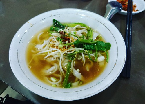 Sticky Shan Noodle Soup, 999 Shan Noodle