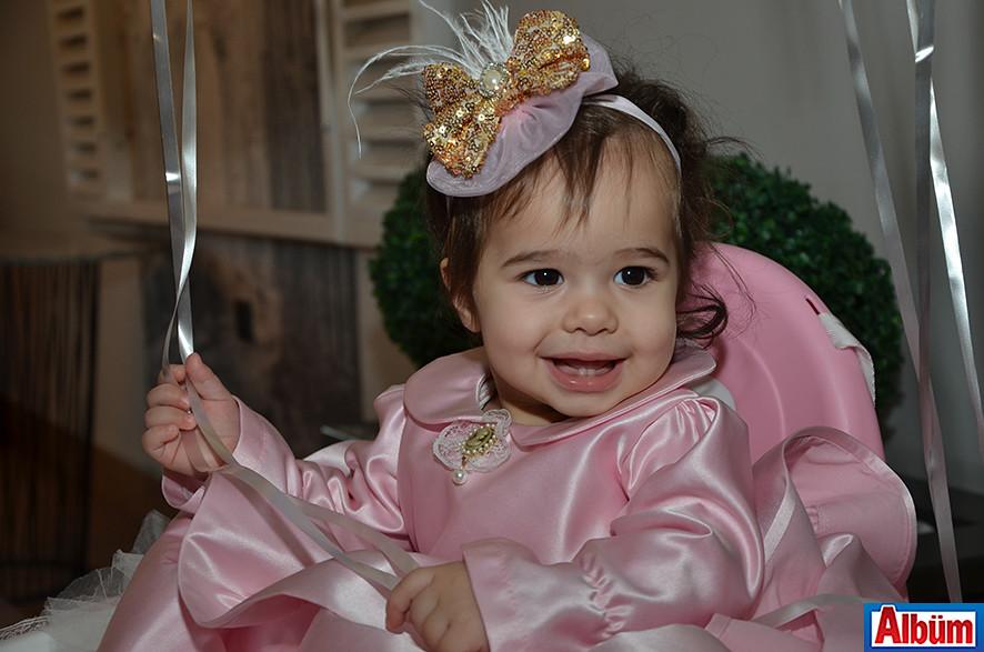 Arya 1 yaşında 3