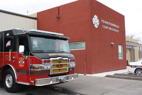 New Fire Truck in Village of Los Ranchos
