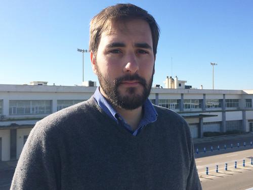 José Nieto Jiménez debuta como poeta con la editorial Maclein y Parker