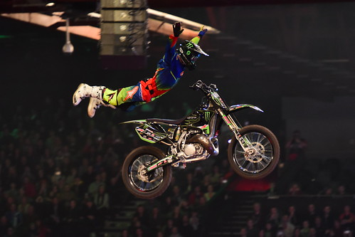 Edgar Torronteras, FMX, Arenacross Tour, Birmingham 2017