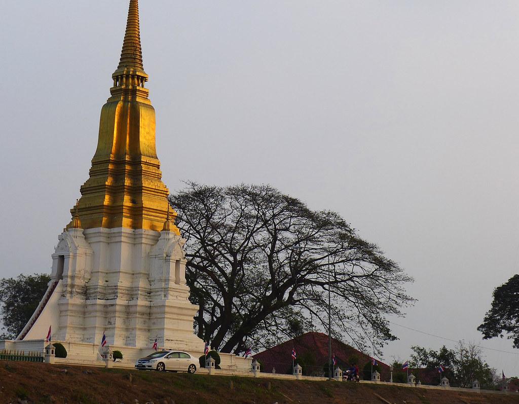 Thaïlande - Ayutthaya - 147 - Wat Chaiwatthanaram