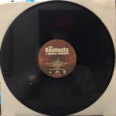 THE BEATNUTS:A MUSIC MASSACRE(RECORD SIDE-A)