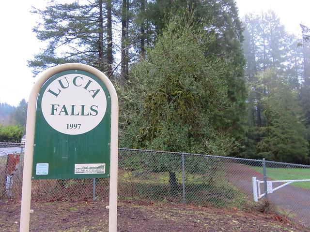 Lucia Falls Park