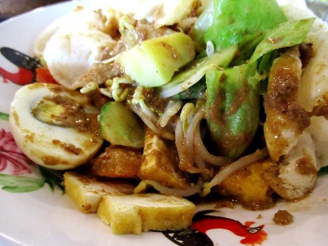 Ayam Penyet Ria gado gado 2