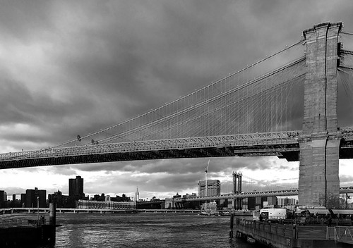 New York - Brooklyn Bridge | by riese.laurenc