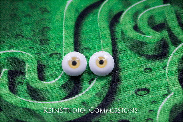 ReinEyes: gift eyes for XII BJD Festival winner