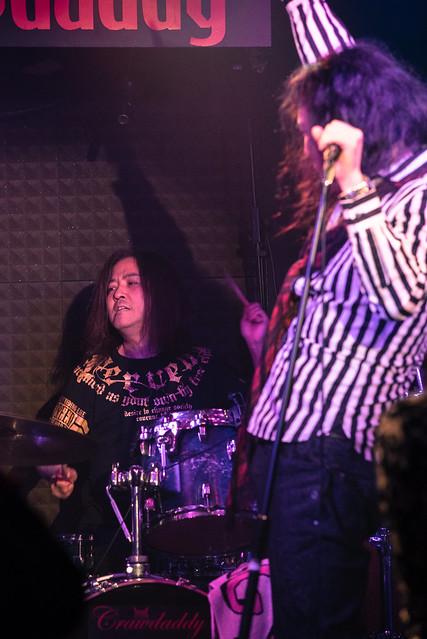 TONS OF SOBS live at Crawdaddy Club, Tokyo, 12 Mar 2017 -00089