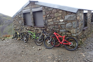 North Wales MTB Weekend - Snowdon and CYB | by Alex Leigh