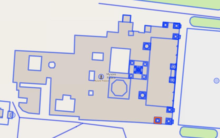 開放街圖詳細資料