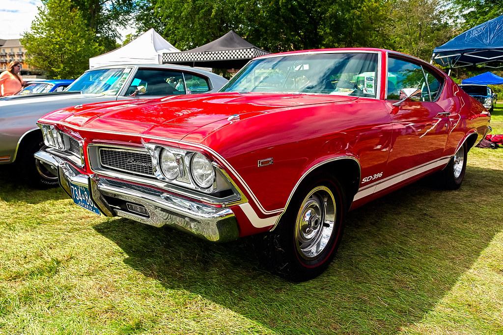 1969 Pontiac Beaumont Sd 396 Frankenmuth Auto Fest 2015